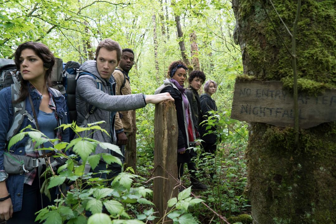 Blair Witch : Foto Callie Hernandez, James Allen McCune, Valorie Curry, Wes Robinson