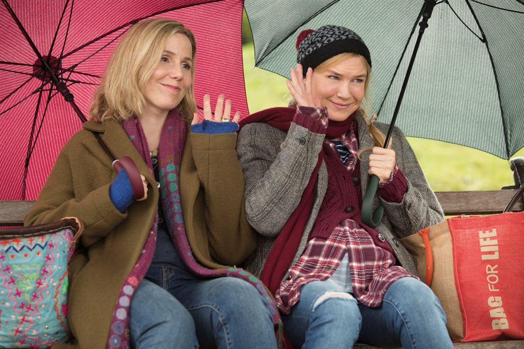 Bridget Jones' Baby : Foto Renée Zellweger, Sally Phillips