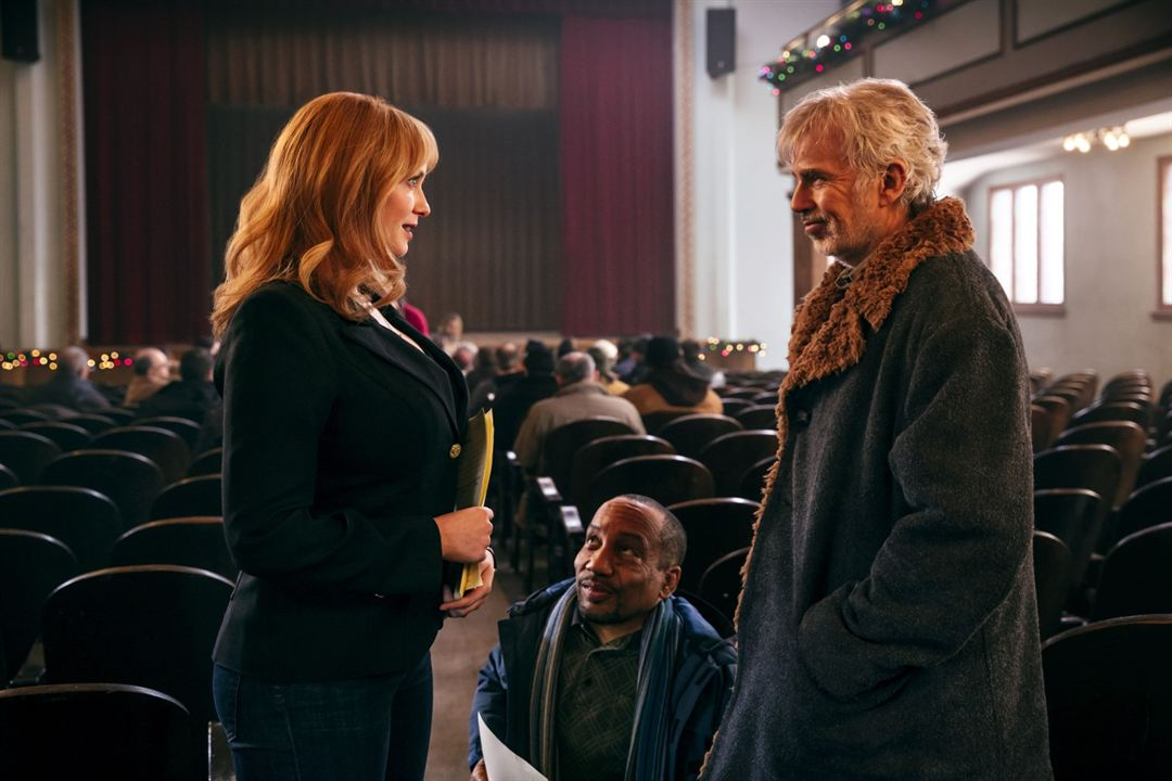 Bad Santa 2 : Bild Billy Bob Thornton, Christina Hendricks, Tony Cox