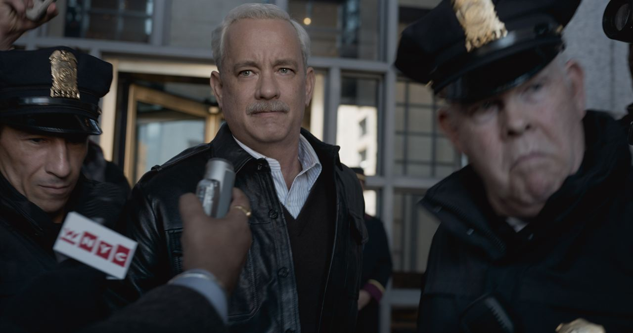Sully : Bild Tom Hanks