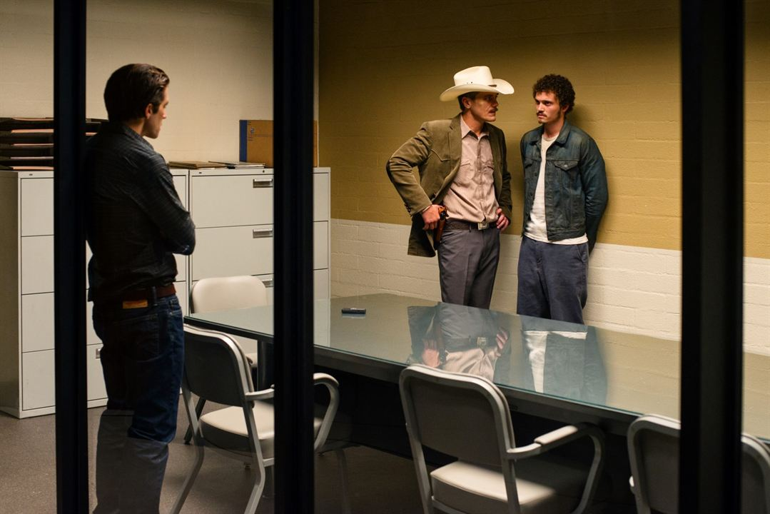 Nocturnal Animals : Bild Jake Gyllenhaal, Karl Glusman, Michael Shannon