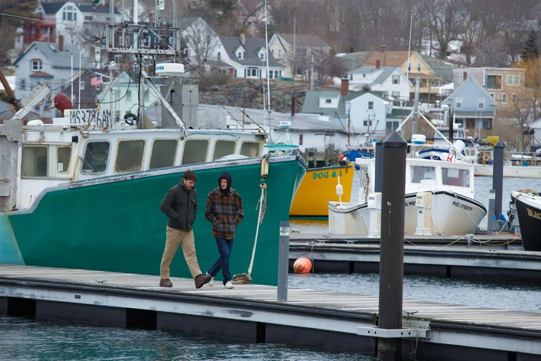 Manchester By The Sea : Bild Casey Affleck, Lucas Hedges