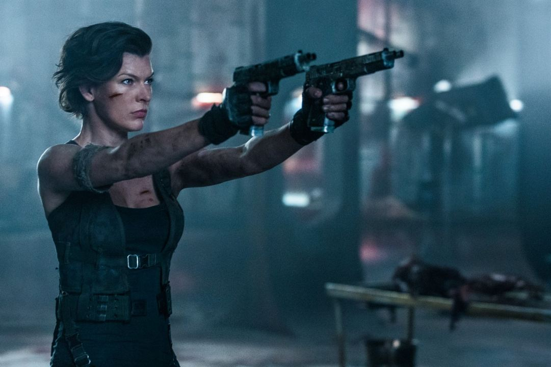 Resident Evil 6: The Final Chapter : Bild Milla Jovovich