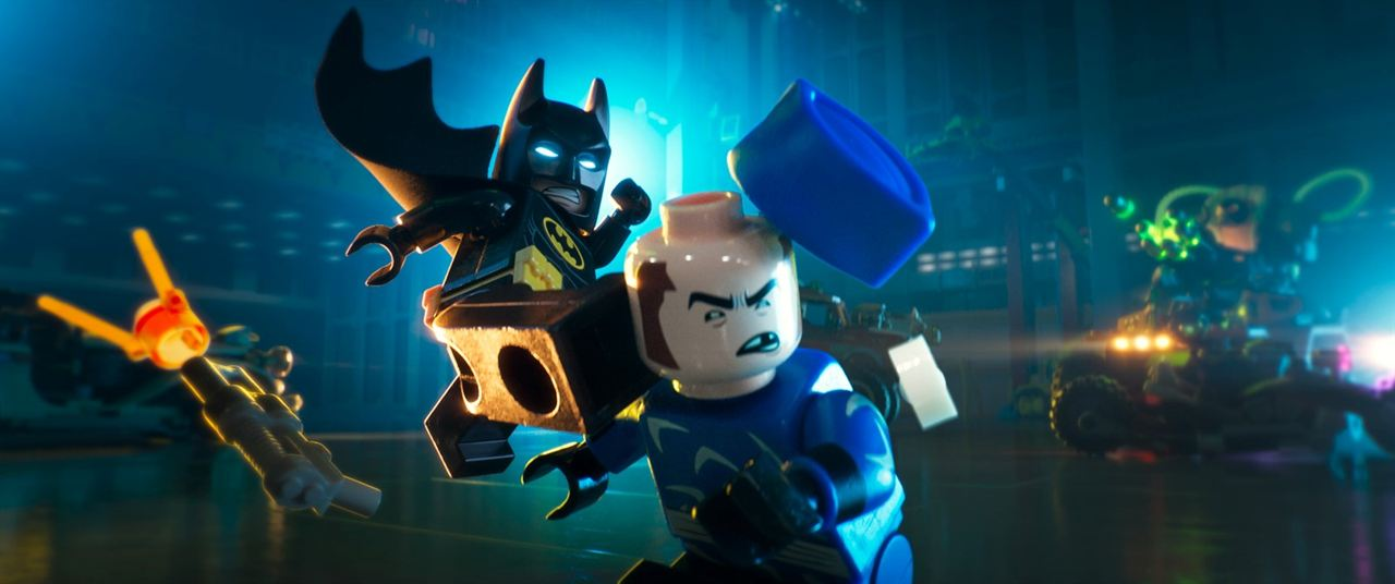 The Lego Batman Movie Deutsch Ganzer Film
