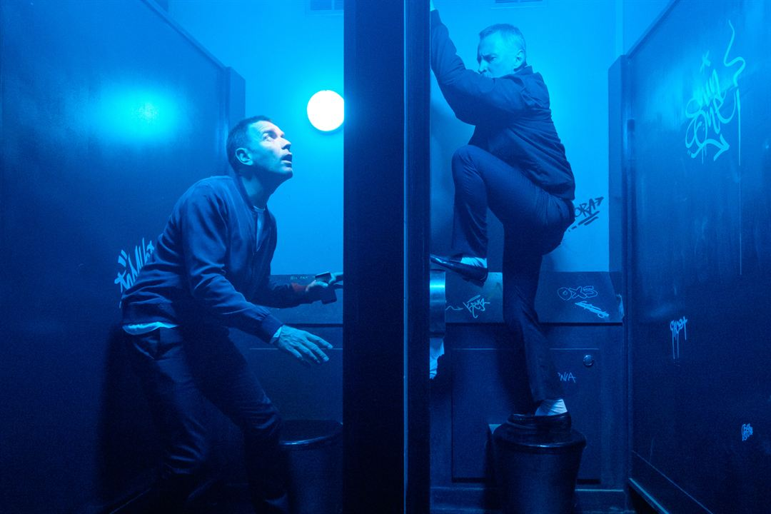 T2: Trainspotting : Bild Ewan McGregor, Robert Carlyle