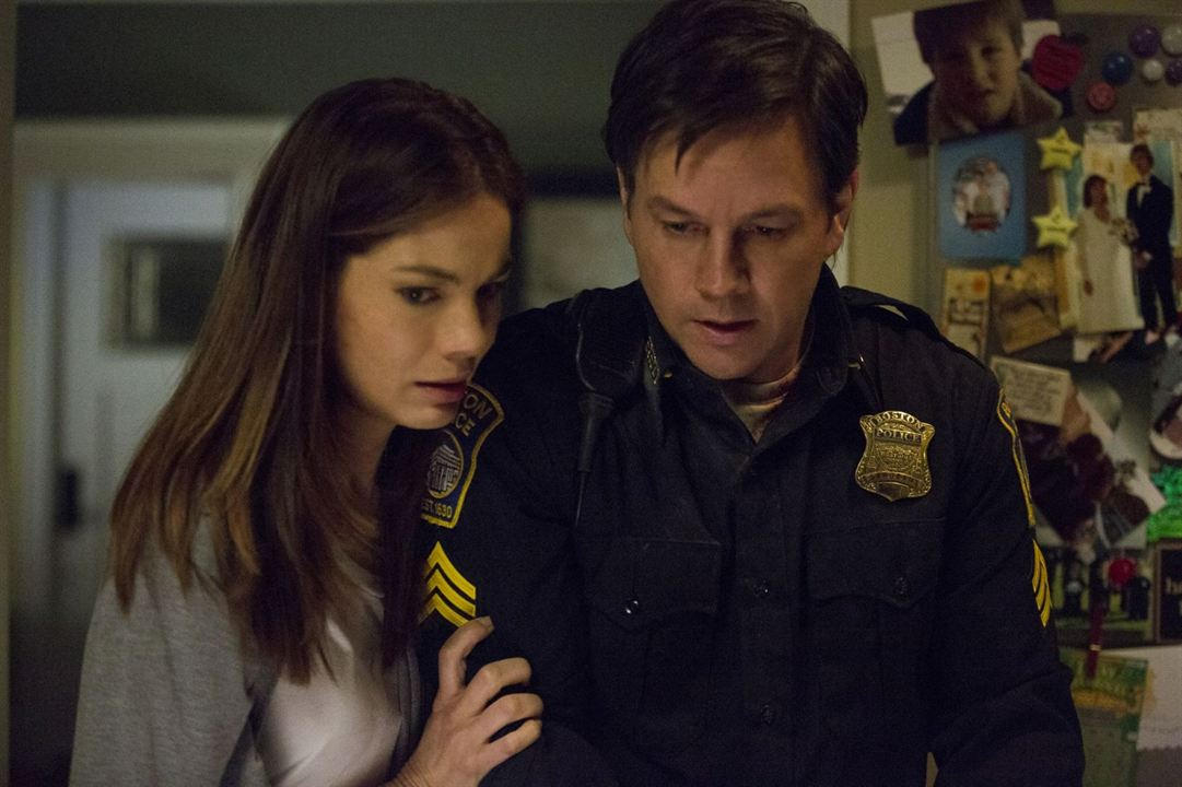 Boston : Bild Mark Wahlberg, Michelle Monaghan