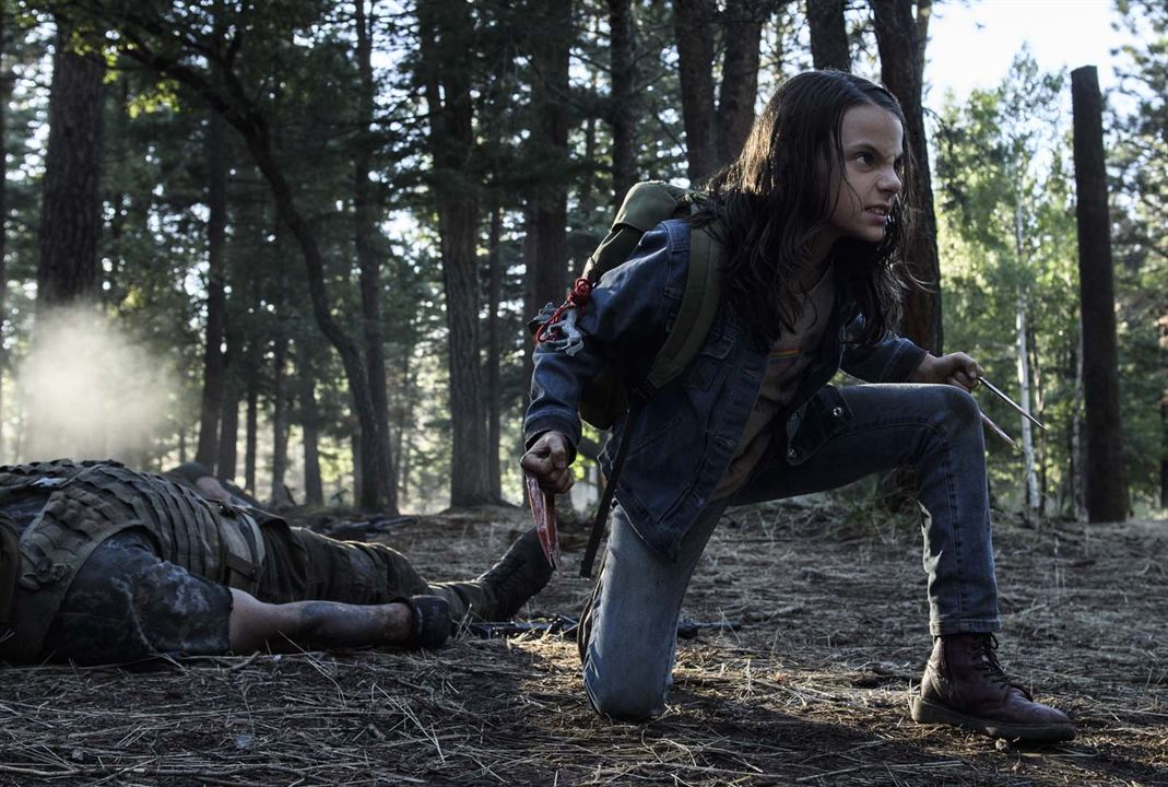 Logan - The Wolverine : Bild Dafne Keen