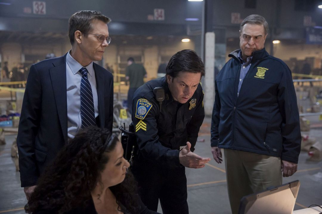 Boston : Bild John Goodman, Kevin Bacon, Mark Wahlberg
