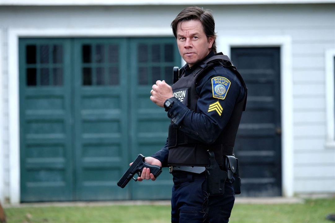 Boston : Bild Mark Wahlberg