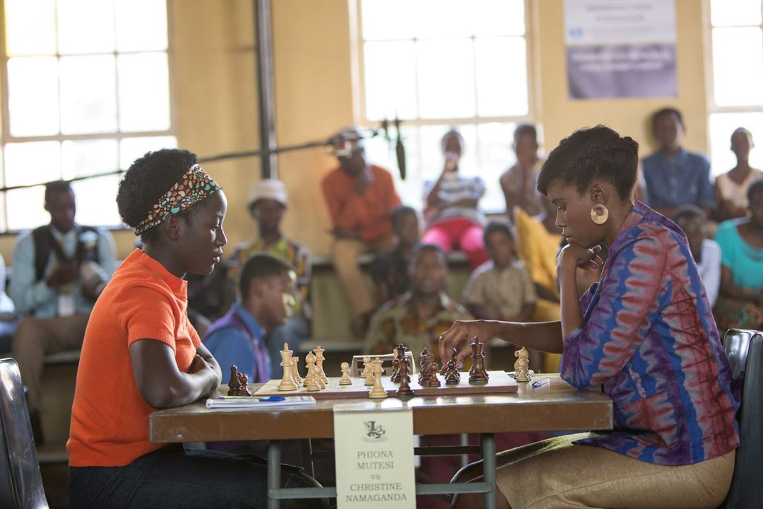 Queen Of Katwe : Bild Madina Nalwanga