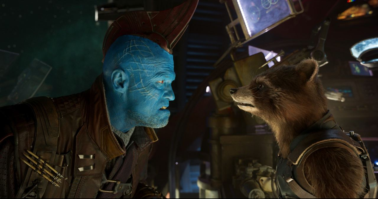 Guardians Of The Galaxy Vol. 2 : Bild Michael Rooker