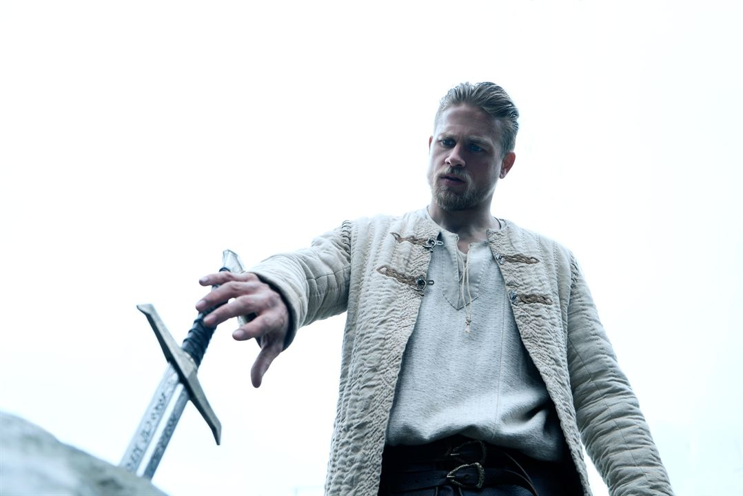 King Arthur: Legend Of The Sword : Bild Charlie Hunnam