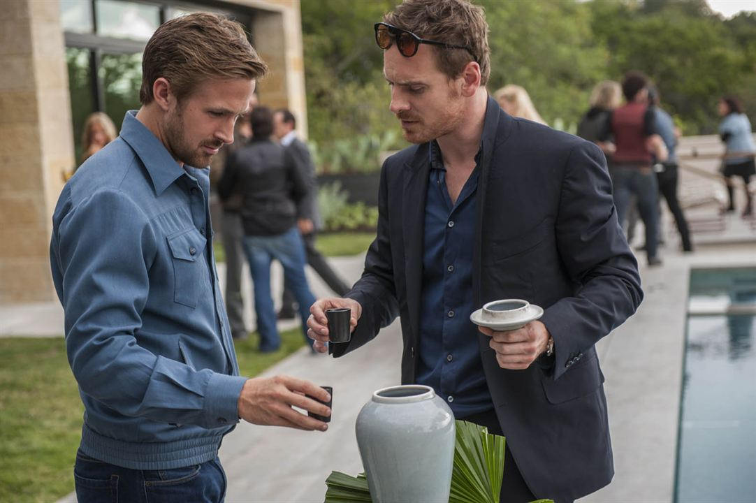 Song To Song : Bild Michael Fassbender, Ryan Gosling