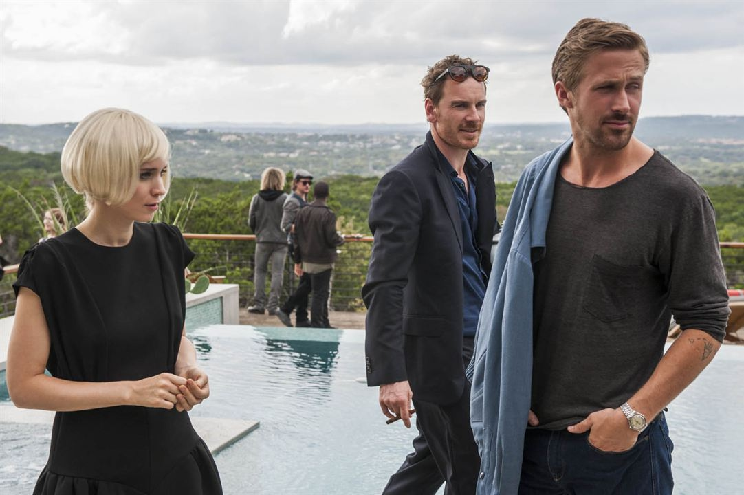 Song To Song : Bild Michael Fassbender, Rooney Mara, Ryan Gosling