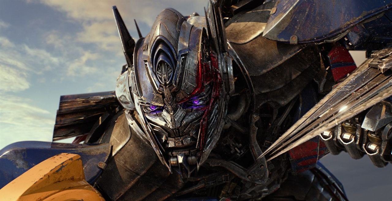 Transformers 5: The Last Knight : Bild