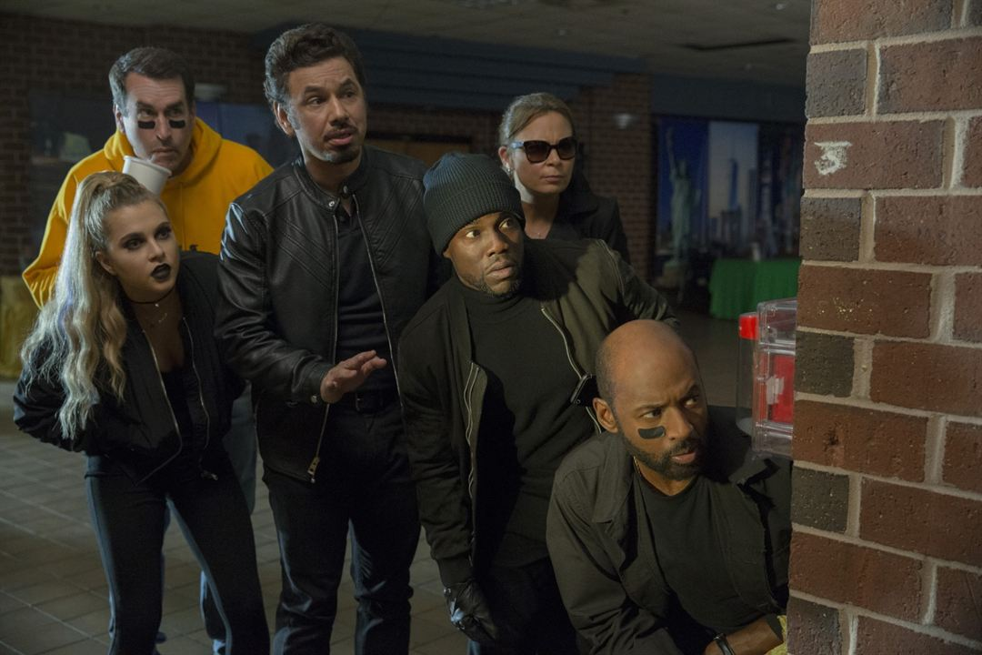 Night School : Bild Al Madrigal, Anne Winters, Kevin Hart, Mary Lynn Rajskub, Rob Riggle