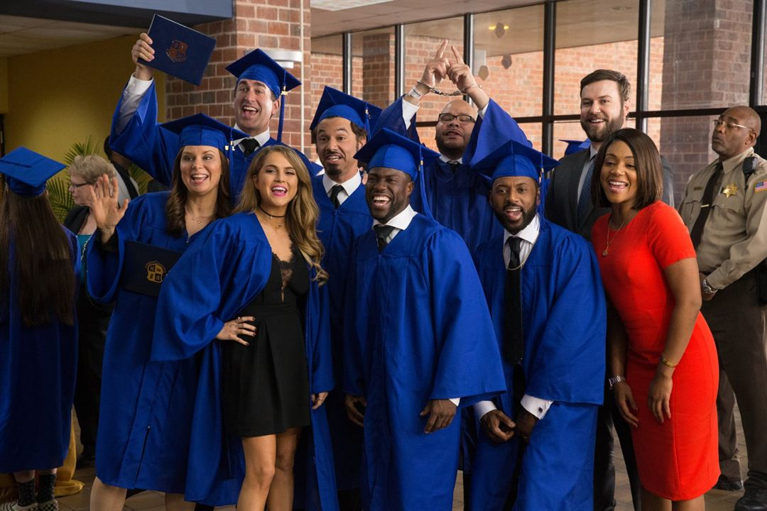 Night School : Bild Al Madrigal, Anne Winters, Fat Joe, Kevin Hart, Mary Lynn Rajskub