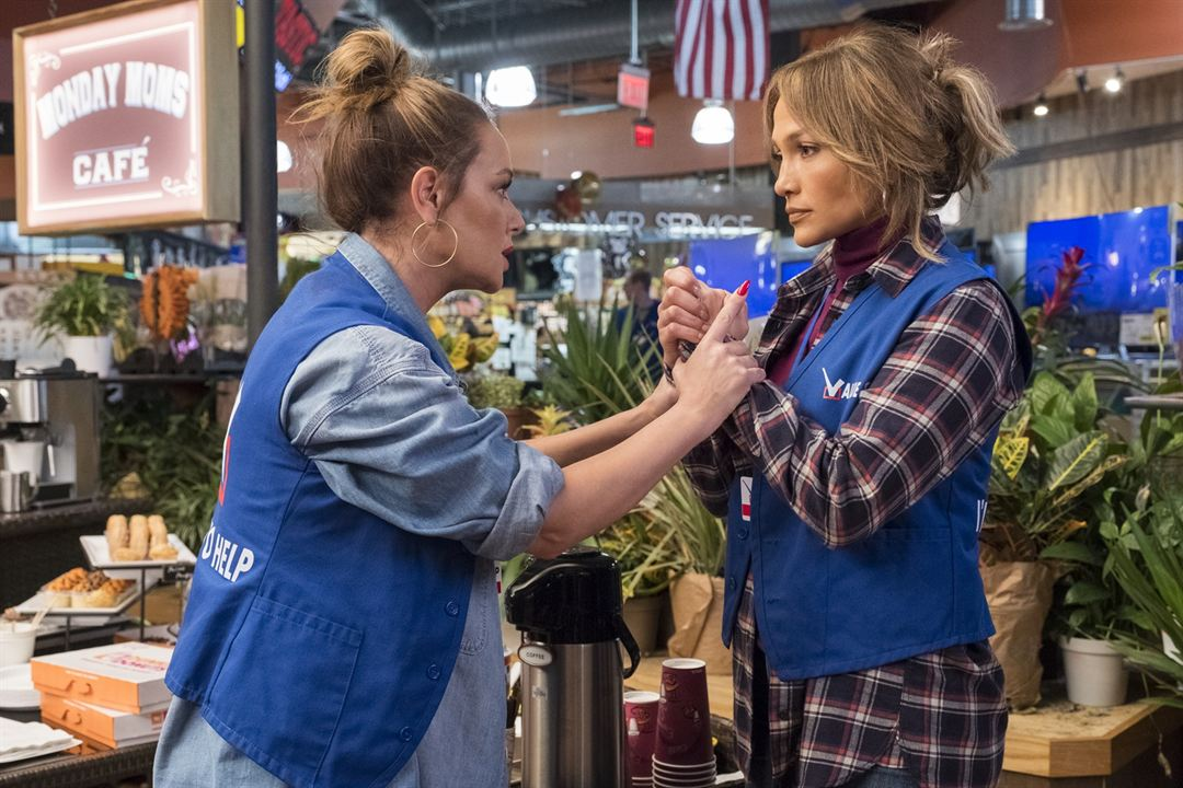 Manhattan Queen : Bild Jennifer Lopez, Leah Remini