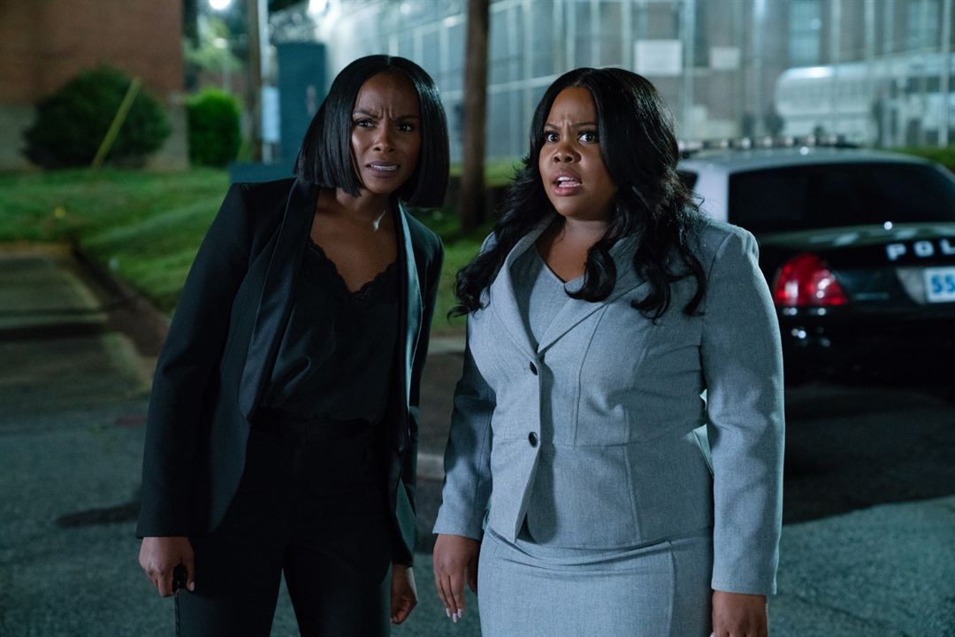 Nobody's Fool : Bild Amber Riley, Tika Sumpter