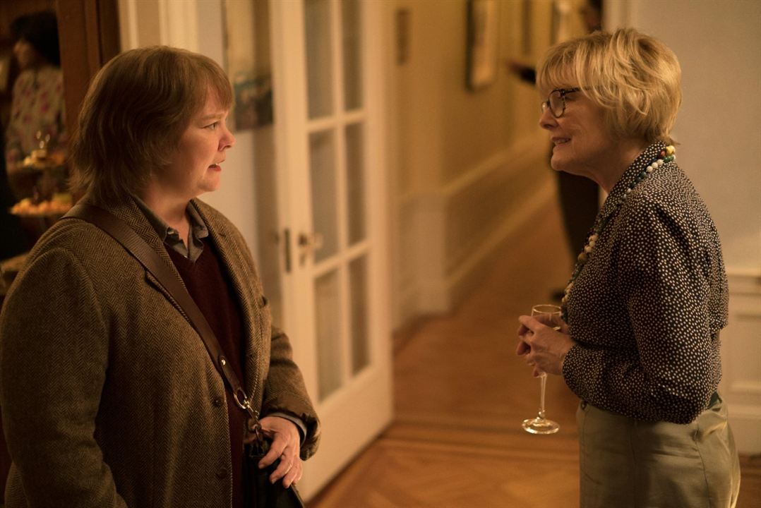 Can You Ever Forgive Me? : Bild Jane Curtin, Melissa McCarthy