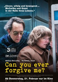 Downloaden Can You Ever Forgive Me? Ganzer Film auf Deutsch