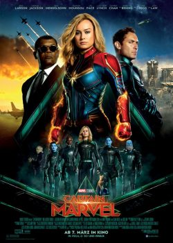 Downloaden Captain Marvel Ganzer Film auf Deutsch