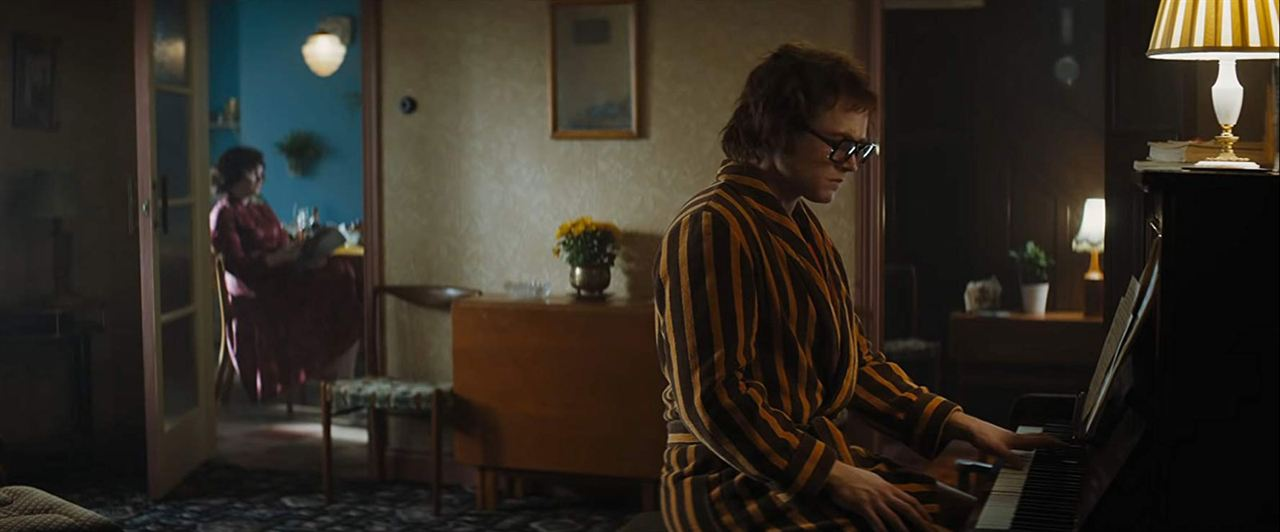 Rocketman : Bild Bryce Dallas Howard, Taron Egerton