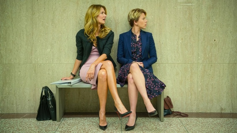 Marriage Story : Bild Laura Dern, Scarlett Johansson