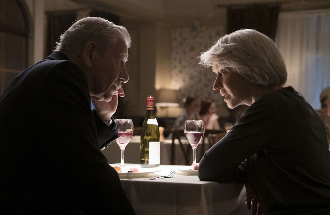 The Good Liar - Das alte Böse : Bild Helen Mirren, Ian McKellen