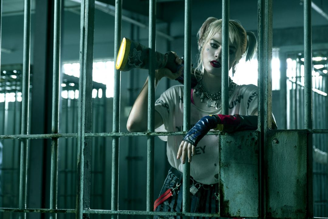 Birds Of Prey: The Emancipation Of Harley Quinn : Bild Margot Robbie