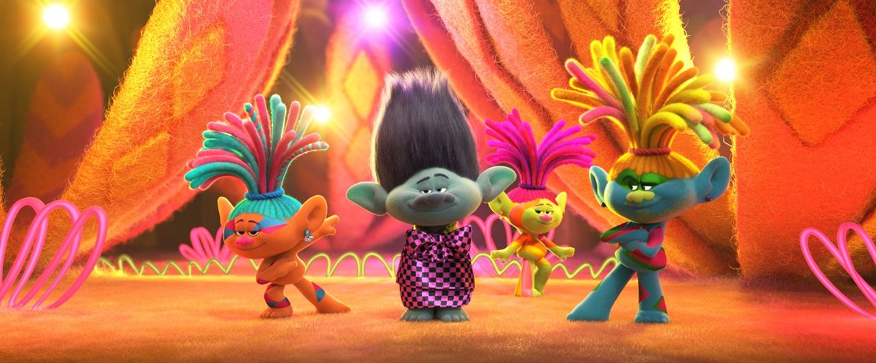 Trolls 2 - Trolls World Tour : Bild