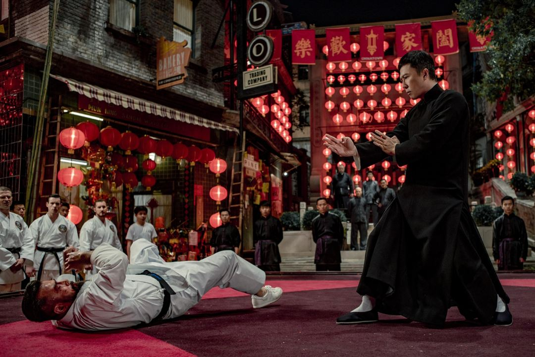 Ip Man 4: The Finale : Bild Donnie Yen, Mark Strange