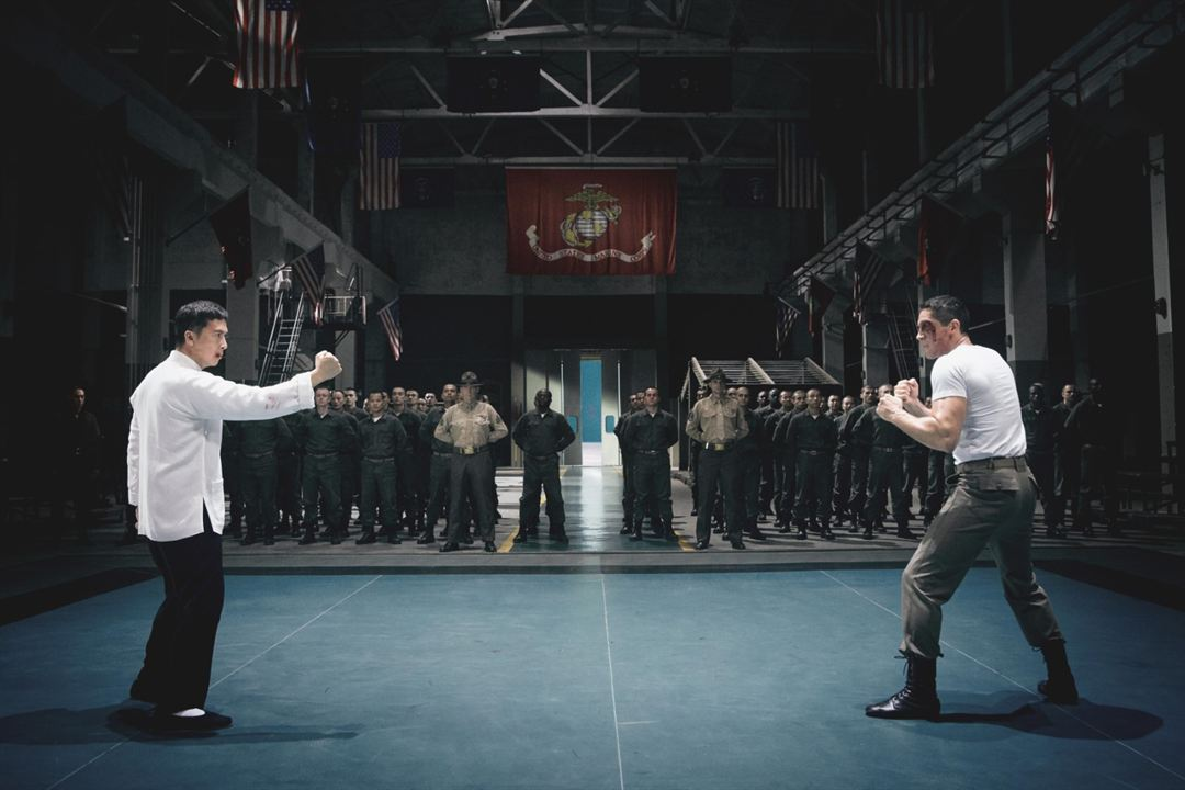 Ip Man 4: The Finale : Bild Donnie Yen, Scott Adkins
