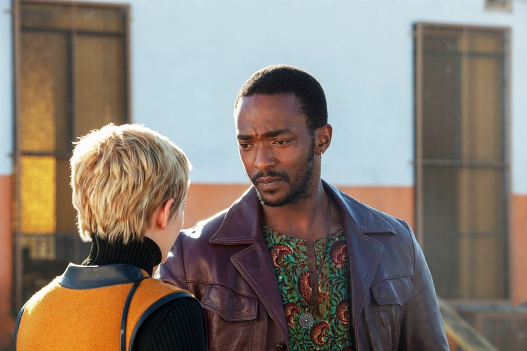 Jean Seberg - Against All Enemies : Bild Anthony Mackie