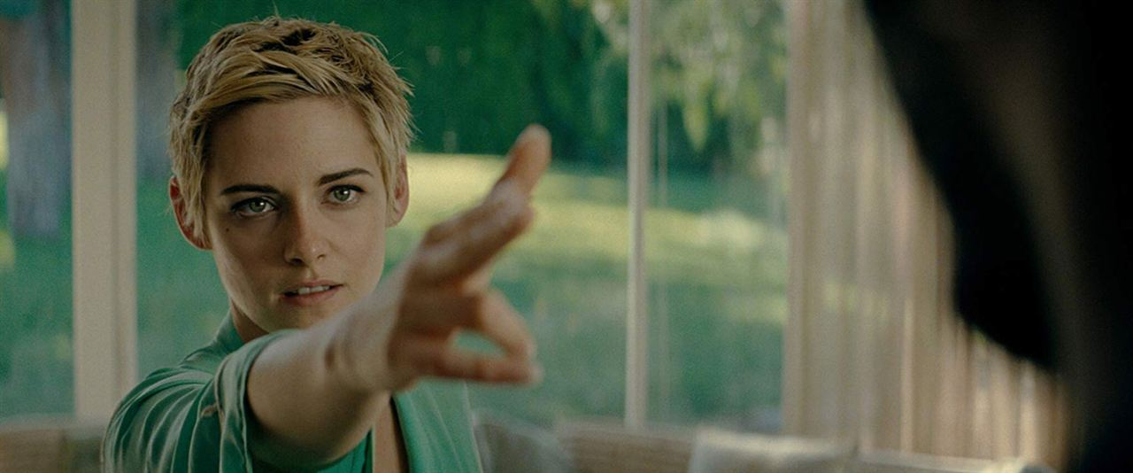 Jean Seberg - Against All Enemies : Bild Kristen Stewart