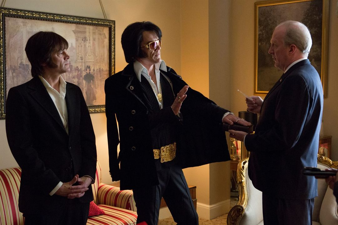 Elvis & Nixon : Bild Johnny Knoxville, Michael Shannon, Tracy Letts