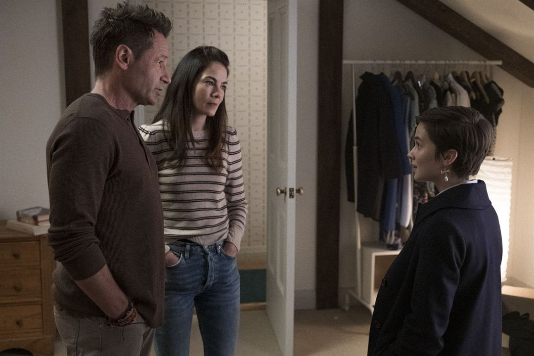 Blumhouse's Der Hexenclub: David Duchovny, Cailee Spaeny, Michelle Monaghan